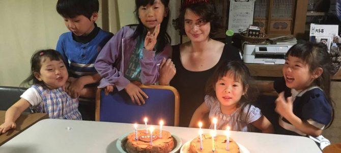 誕生日パーティー会場としてご利用いただきました