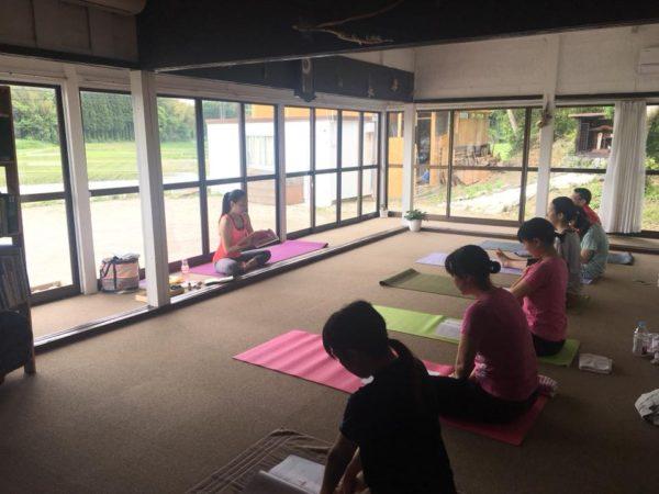 Reborn Yoga prt3エンジェルwing〜console〜