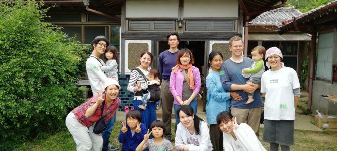 結農園×星空スペース  梅採り&梅シロップ作りワークショップ 開催しました。