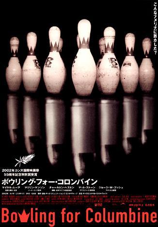 ボウリング・フォー・コロンバインポスター