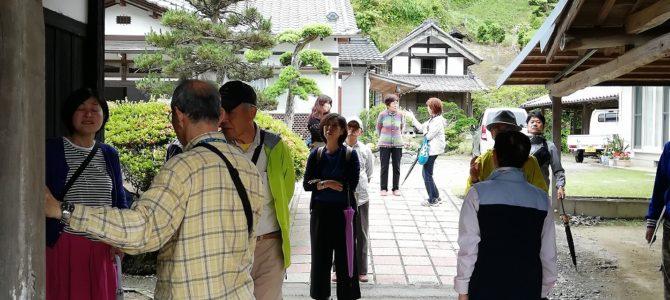 『星空と長屋門の家』第1回 内覧会を開催しました。